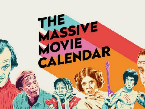 The Massive Movie Calendar