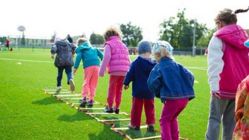6 tips to get your children active