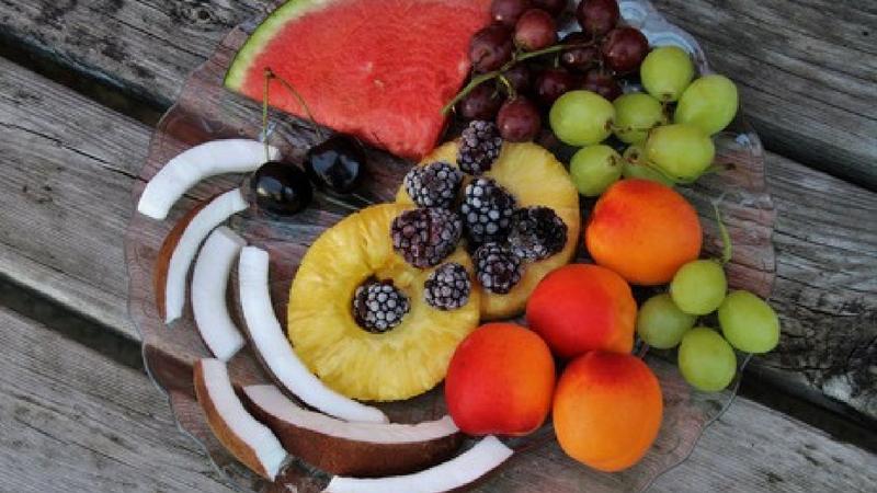 Change it up. Healthy food swaps for healthy children