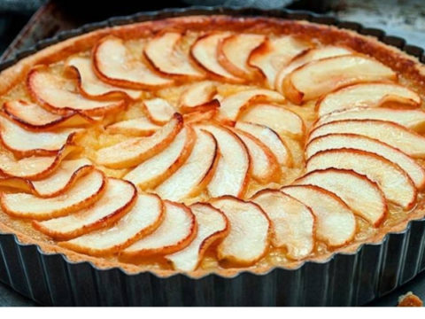 Asda Recipe Feature:  Cheats Apple Tart