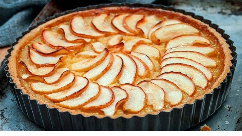 Asda Recipe Feature:  Cheats Apple Tart