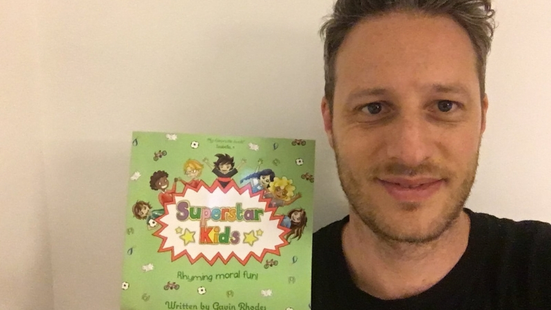 An Interview with Gavin (Author of Superstar Kids)
