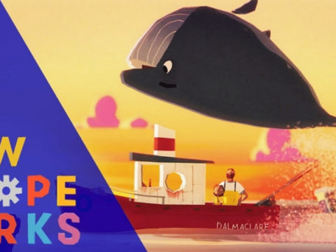 Hope Works – A Whale's Tale by Cartoon Network
