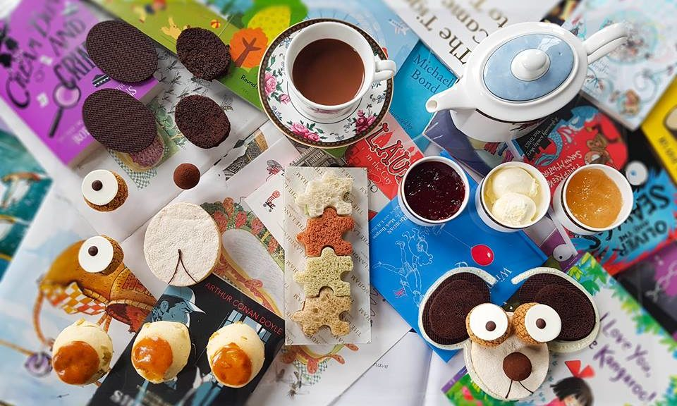 Children's Afternoon Tea with Daunt Books & The Langham London