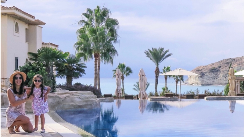 Columbia Beach Resort, Cyprus:  Review